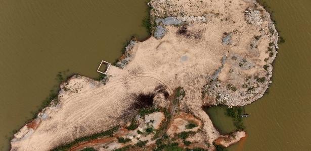 Nível do Cantareira fica estável pelo 9º dia - Paulo Whitaker/Reuters