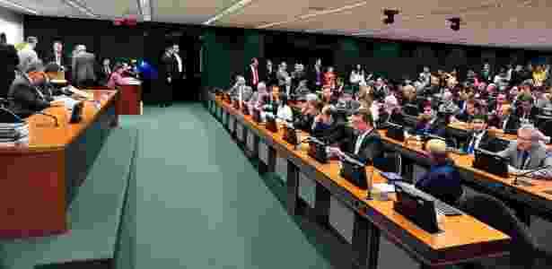A Câmara instalou nesta mais uma CPI (Comissão Parlamentar de Inquérito) para apurar irregularidades na Petrobras - Luis Macedo/Câmara dos Deputados