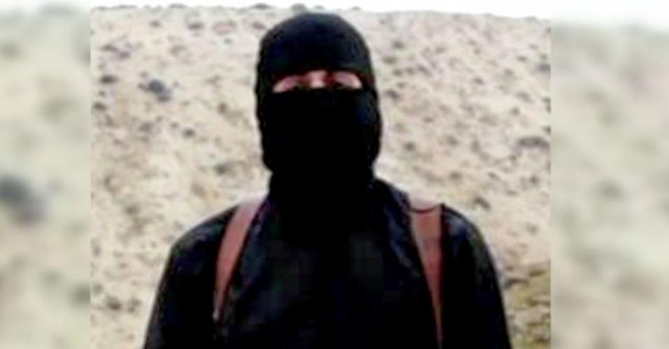 26.fev.2015 - BBC divulga identidade de jihadista responsável por matar reféns ocidentais