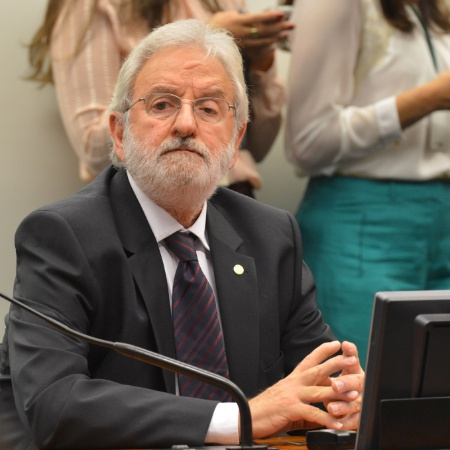 O deputado Ivan Valente (PSOL-SP) - Antonio Cruz/Agência Brasil
