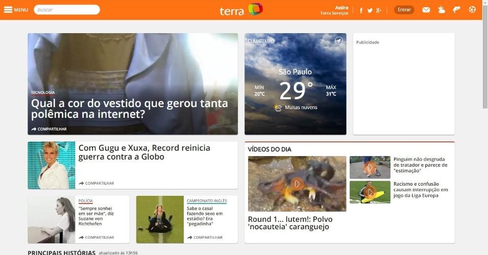 9088eee77 Fotos: 'Vestido de cor indefinida' é destaque na imprensa do Brasil ...