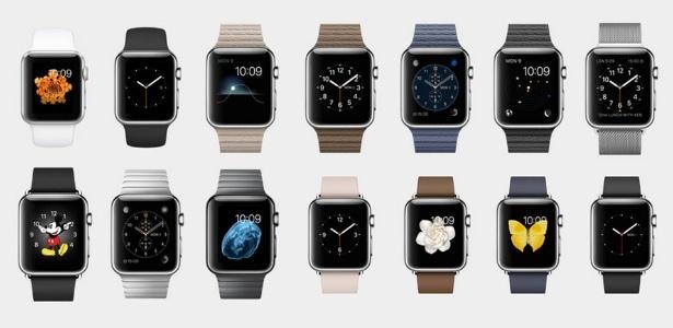 8db933ff716 Concorrência do Apple Watch afeta exportações de relógios suíços ...