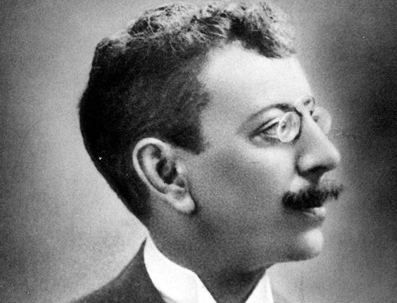 escritor Olavo Bilac