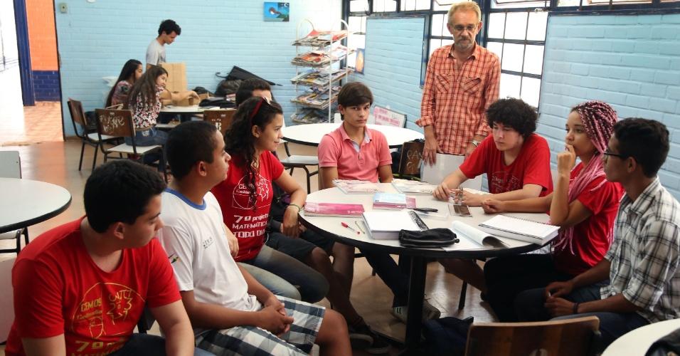 Escola do DF ganha prêmios em Olimpíada de Matemática