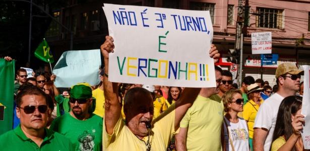 O que dizem os cartazes dos protestos de 15 de março? - Lucas Pontes/UOL