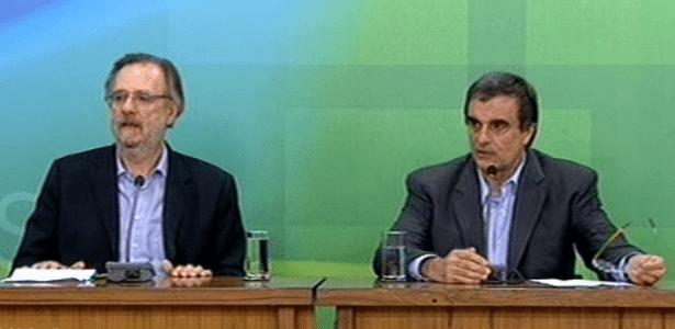 Para ministro Rossetto, maioria dos manifestantes de hoje não votou em Dilma Rousseff - Reprodução