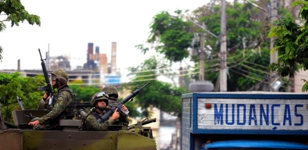 Com chegada do Exército, quais são as mudanças no Rio de Janeiro?