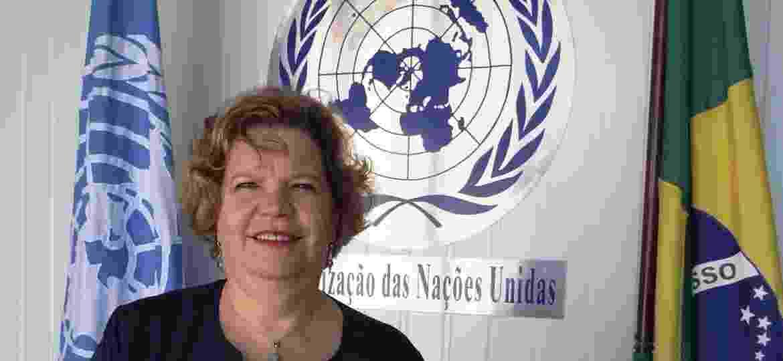 Nadine Gasman, representante da ONU Mulheres Brasil - Divulgação
