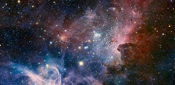 D.Clowe/University of Arizona/STScI/ESO WFI/Magellan/M.Markevitch/CXC/Nasa