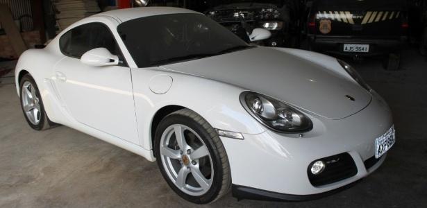 Porsche modelo Cayman 2010/2011 foi leiloado e arrematado por R$ 206 mil; o lance inicial era R$ 200 mil - Reprodução