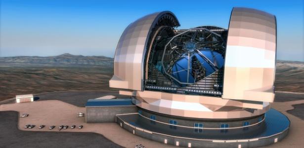 Câmara aprova adesão do Brasil a megatelescópio
