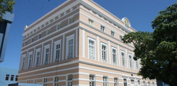 Fachada da Assembleia Legislativa de Alagoas