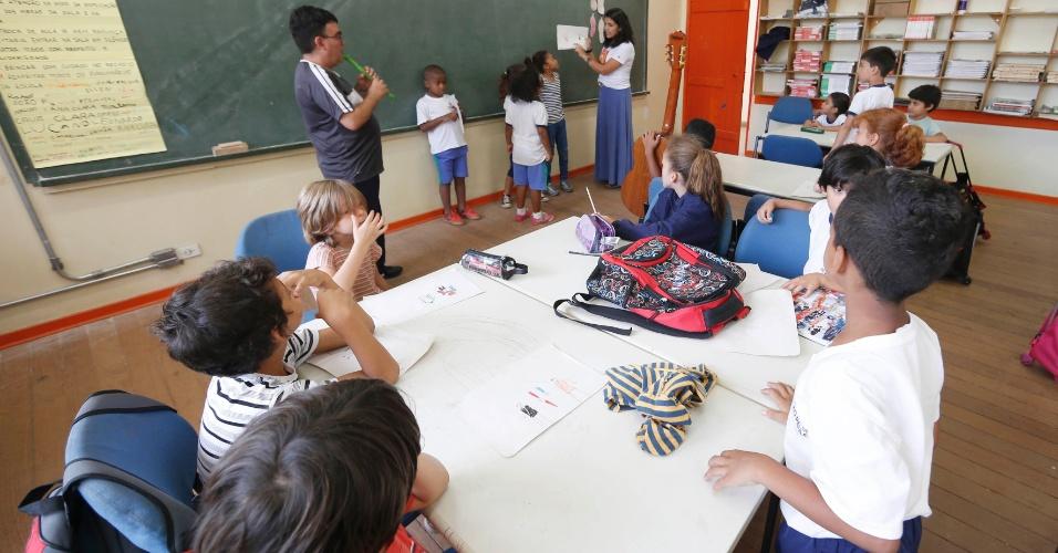 Emef (Escola Municipal de Ensino Fundamental) Desembargador Amorim Lima