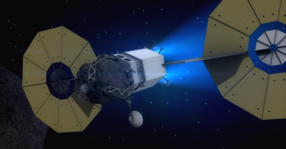 New NASA Mission Will Visit Metal Asteroid 16 Psyche