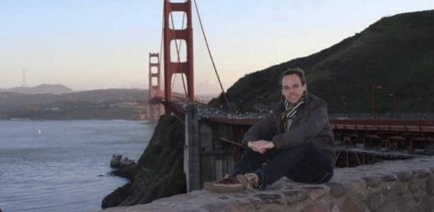 O alemão Andreas Lubitz, 28, era o copiloto do voo 4U9525, da Germanwings - Reprodução/Facebook
