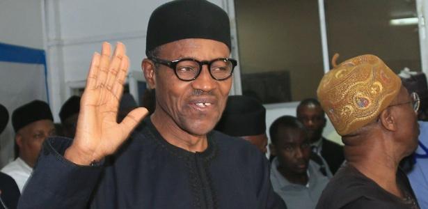O presidente da Nigéria, Muhammadu Buhari, é o primeiro muçulmano a governar o país