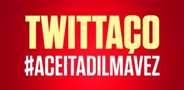No Twitter, PT pede #AceitaDilmaVez; hashtag está entre os assuntos mais comentados na rede - Reprodução/Twitter/@PTBrasil