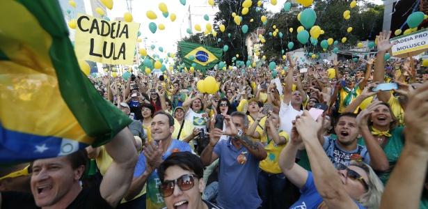 Governo federal e PT não comentam manifestações - Junior Lago/UOL
