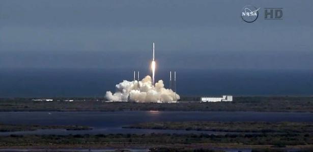 Empresas espaciais estão atrapalhando a aviação civil, segundo relatório - Nasa/AFP