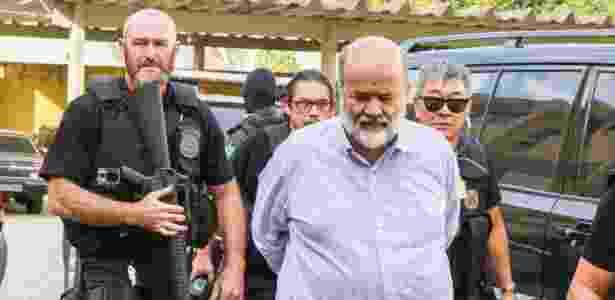 Condenado 5 vezes por Moro, Vaccari (foto) já foi absolvido 2 vezes no TRF-4 - Paulo Lisboa/Folhapress
