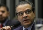 O deputado Henrique Eduardo Alves (PMDB-RN) preside sessão da Câmara dos Deputados para apreciar projetos, entre eles o aumento dos salários dos parlamentares, ministros e presidente da República