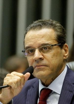 O ex-ministro do Turismo Henrique Eduardo Alves (PMDB-RN)
