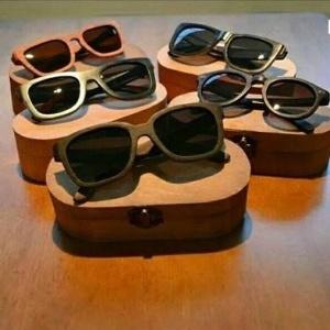 eadfa041bf620 Marca de óculos decolou após participar de eventos  veja modelos7 fotos
