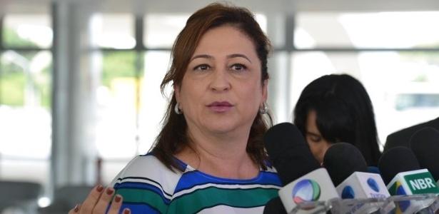 Kátia Abreu e assessores cancelaram de última hora viagem a Bruxelas - José Cruz/Agência Brasil