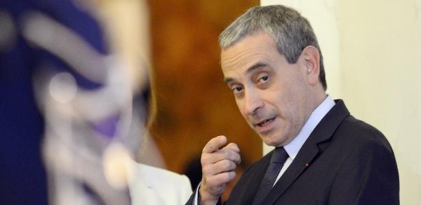 Laurent Stefanini foi indicado pelo governo francês como embaixador do país para o Vaticano
