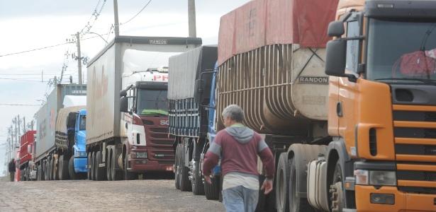 Estado do Rio registra 147 ocorrências por roubo de cargas durante a greve dos caminhoneiros