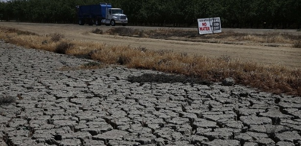 O que o Brasil pode copiar (e o que não deve imitar) da seca Califórnia - Justin Sullivan/Getty Images/AFP