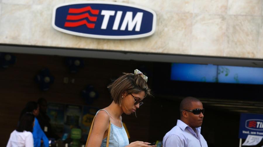 TIM também tem iniciativas de testes 5G usando produtos da Ericsson - Pilar Olivares/Reuters