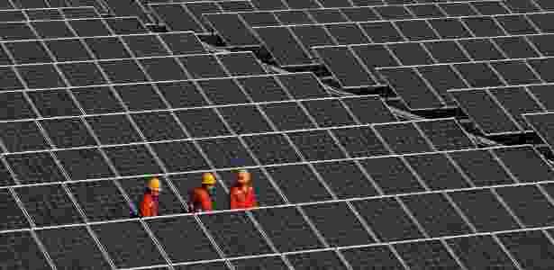 As usinas deverão começar a operar em 2021, com exceção do parque eólico Lagoa dos Ventos II, previsto para 2022 - Reuters