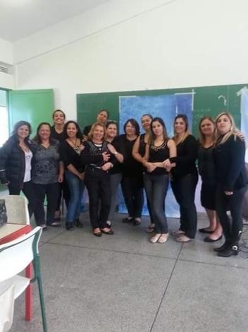 Professores da Escola Nabiha Abdalla Chohfi - São Paulo (SP)