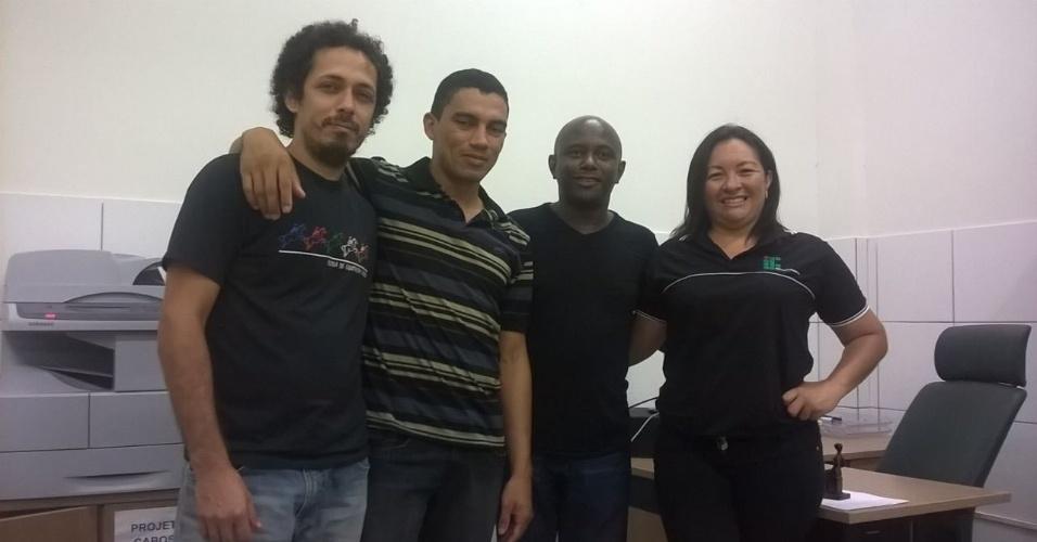 Professores do Instituto Federal de Educação, Ciência e Tecnologia do Maranhão