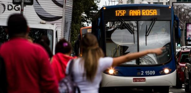59 linhas de ônibus em São Paulo terão reforço na frota neste domingo - Carla Daniel/Frame/Estadão Conteúdo