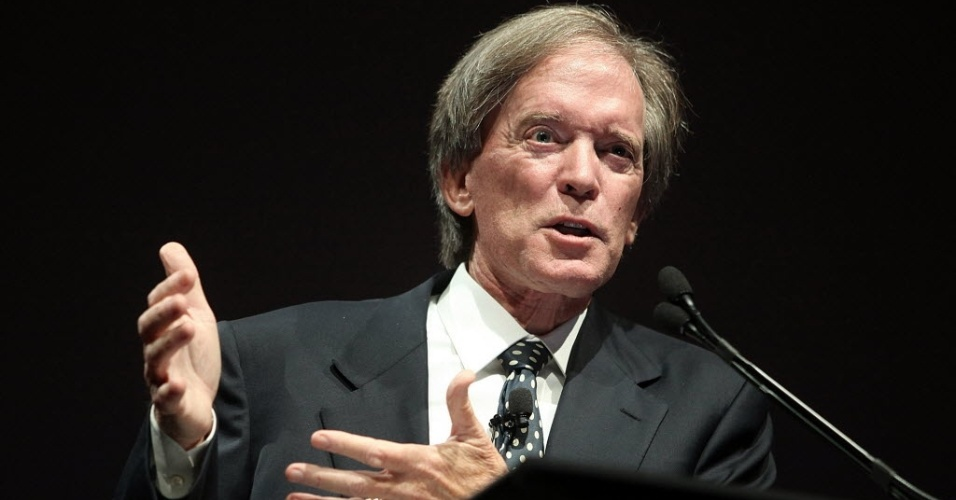 O investidor Bill Gross
