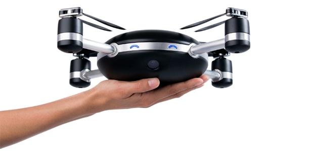 Drone Lily segue usuário por até 20 minutos; aparelho está em pré-venda e custa US$ 500 - Reprodução