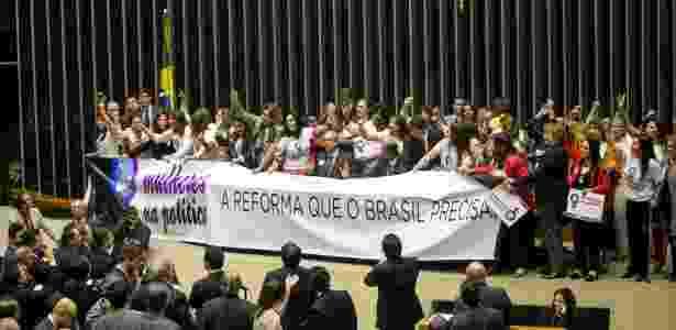 Dia da mulher - Ed Ferreira/Folhapress - 14.mai.2015 - Ed Ferreira/Folhapress - 14.mai.2015