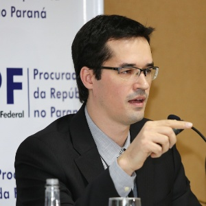 O procurador da República Deltan Dallagnol - Geraldo Bubniak/AGB/Estadão Conteúdo