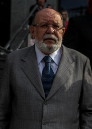 Ex-presidente da empreiteira OAS, José Aldemário Pinheiro Filho, conhecido como Léo Pinheiro