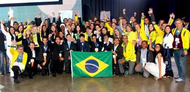 Brasileiros conquistam dez prêmios em feira mundial de ciências e engenharia - Divulgação/MCTI