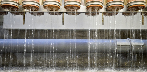 """Como funciona a """"reciclagem de água""""? - Stuart Palley/The New York Times"""