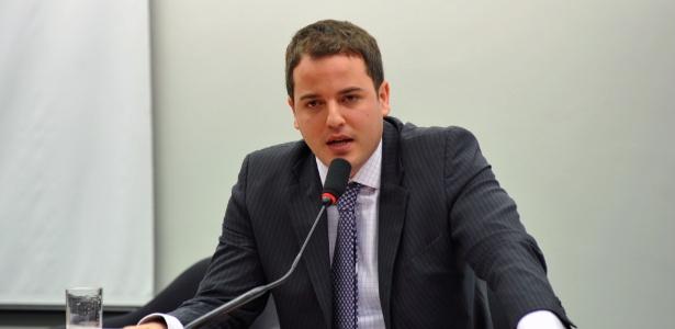 """""""Não é só uma questão política, é jurídica também"""", justifica o deputado Gabriel Guimarães (PT-MG)"""