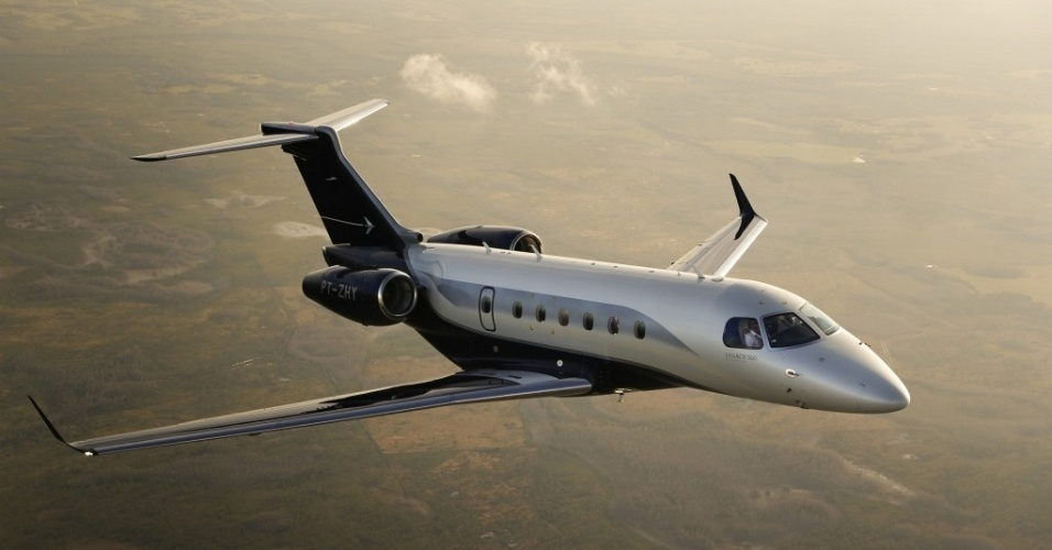 Legacy 500 da Embraer