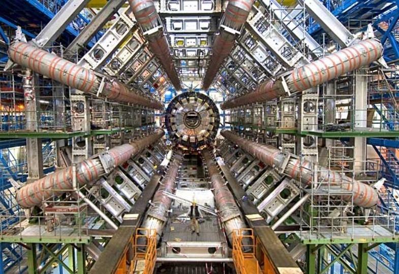 Superacelerador de partículas