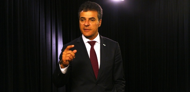 Beto Richa, governador do Paraná