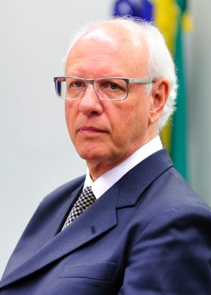 Gerson Almada, durante depoimento à CPI da Petrobras