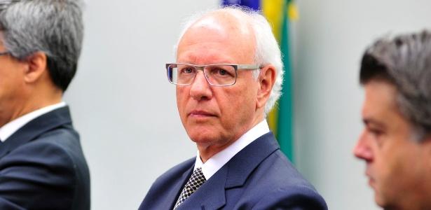 O ex-vice-presidente da Engevix Gerson Almada