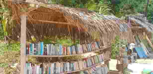 Adalberon Omena / Biblioteca da Praia